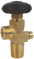 Тип 0775214 Запорный газовый вентиль GCE