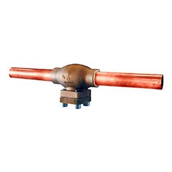 Фильтр тип 08412 с припаянными трубами медь