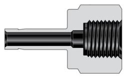 Трубные переходники с внутренней цилиндрической резьбой ISO/BSP (серия RP)