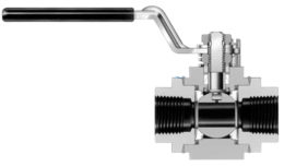 Шаровые краны цельносварные (W60T)
