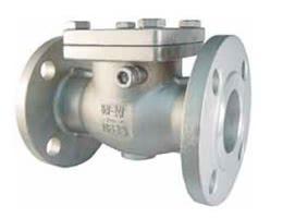 Клапан обратный поворотный серии VCXB
