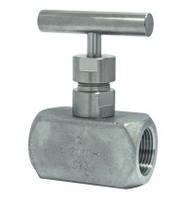 Клапан игольчатый A-FLOW серии VNKA