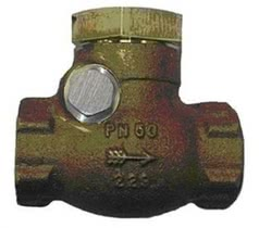 Поворотный обратный клапан Bestobell серии CHB