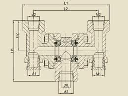Криогенный переключающий кран типа DQS DN15