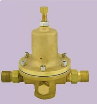 Газовый регулятор давления типа DYS