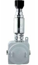 Поршневой регулятор для низкого расхода газа с электрическим обогревом серии  XHR-301