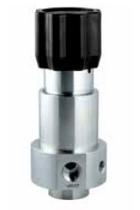 Регулятор давления средних расходов газа с чувствительным поршнем серии MF-101
