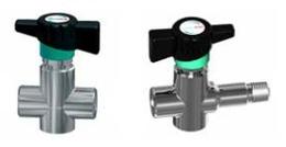 Мембранный запорный вентиль GCE Druva MVA 500/530/MVA 530L
