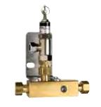 Предохранительный клапан GCE для систем распределения медицинских газов