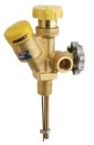 Клапан для отбора газообразной фазы REGO серий 6532