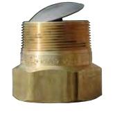 Обратные клапаны поворотные с двойным уплотнением REGO серий 6586D и A6586D