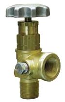 Запорные клапаны REGO с фланцевым кольцевым уплотнением для стационарных емкостей серий 7550 и 7551