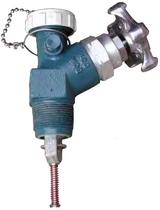 Запорные клапаны REGO для наполнения емкостей с NH3 серии A8016DP