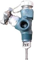 Запорные клапаны REGO для наполнения и перекачки жидкого NH3 в резервуары серии A8018DP