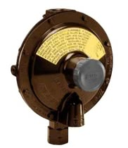 Регулятор давления второй ступени REGO LV5503B