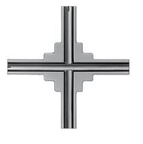 Крестовина соединительная под приварку