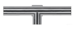 Тройник с удлиненными боковыми отводами под приварку Micro-Fit