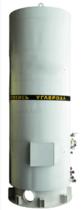 Стационарный резервуар РДХ-30,0-2,0 вертикального типа для хранения углекислоты