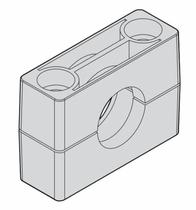 Зажим усиленный N1. CP2 B 20