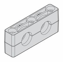 Зажим усиленный двойной N1.CP3D B 32