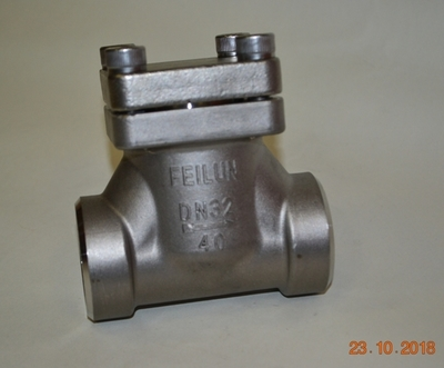 Криогенный фильтр Feilun типа DGF