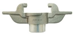 Гайка РОТ ДУ-40 исполнение 1 в комплекте с ниппелем под приварку