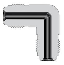 Фитинги с торцевым уплотнением VCR соединители для большого расхода типа H корпуса проходной угольник