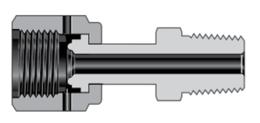 Фитинги с торцевым уплотнением VCR сварные узлы соединитель с наружной резьбой NPT