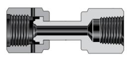 Фитинги с торцевым уплотнением VCR сварные узлы вращающаяся муфта с внутренней резьбой