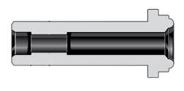 Фитинги с торцевым уплотнением VCR втулки переходное сварное соединение враструб