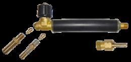 Горелка газовоздушная ГВг Р0 Р00 (микро) с фильтром