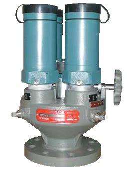 Предохранительный клапан Мультипорт Rego серии А 8560,А 8570