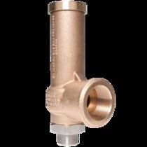 Предохранительный клапан RP 636, 646, 656 DN18
