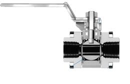 Шаровые краны для использования с альтернативными видами топлива