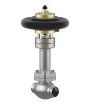 Запорный клапан тип 01353 с пневмоприводом